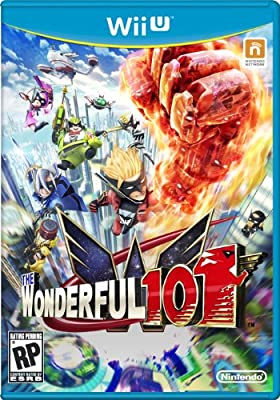 The Wonderful 101 - Wii U [Digital Code] | Educational Toys