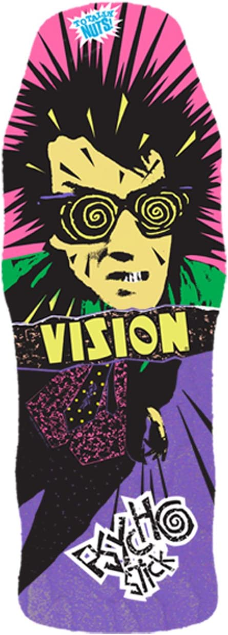 best-skateboard-decks-Vision-Original-Psycho-Stick-Reissue