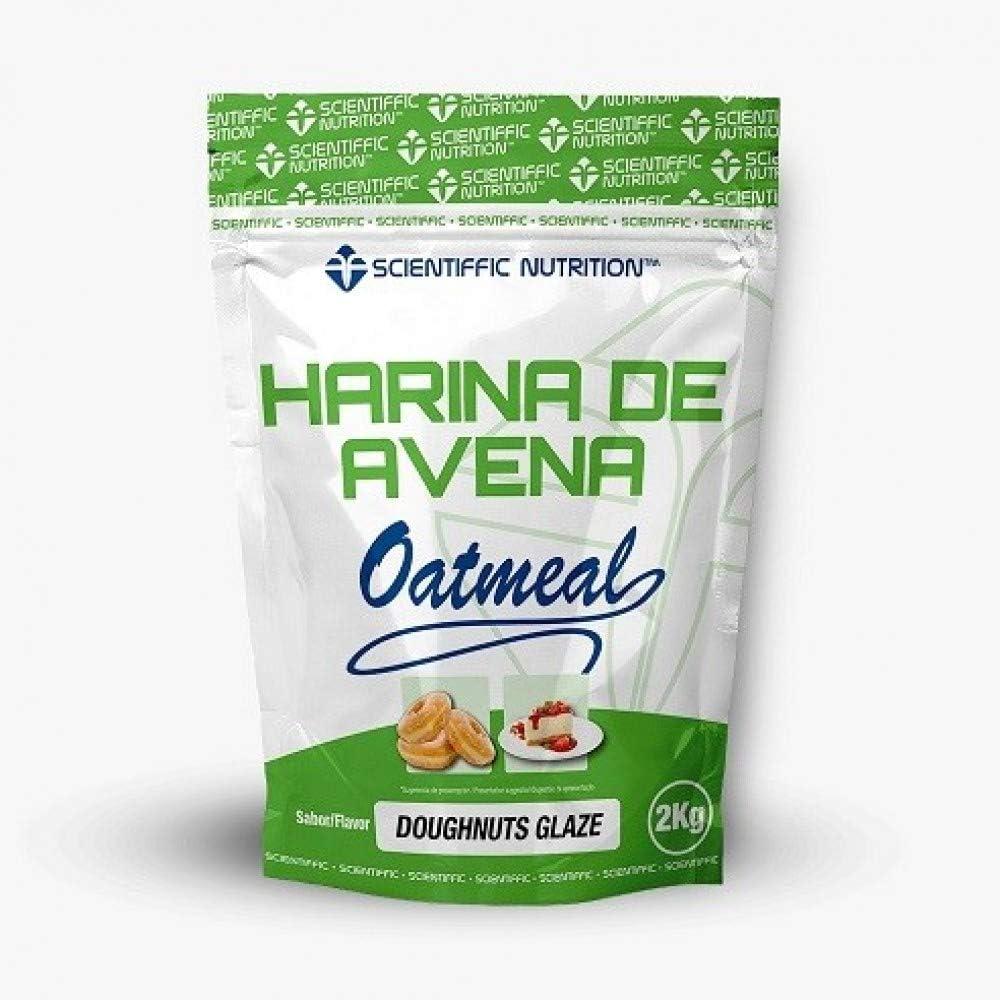 Harina De Avena 2 Kg - Scientiffic Nutrition, DOUGHNUTS GLAZE ...