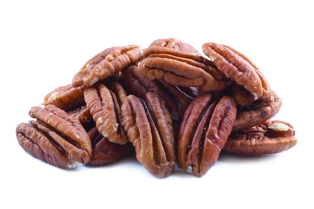 Raw Pecans (1lb Bag)