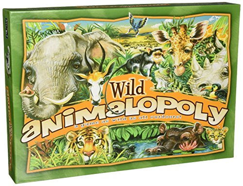 - Late for the Sky Wild Animalopoly