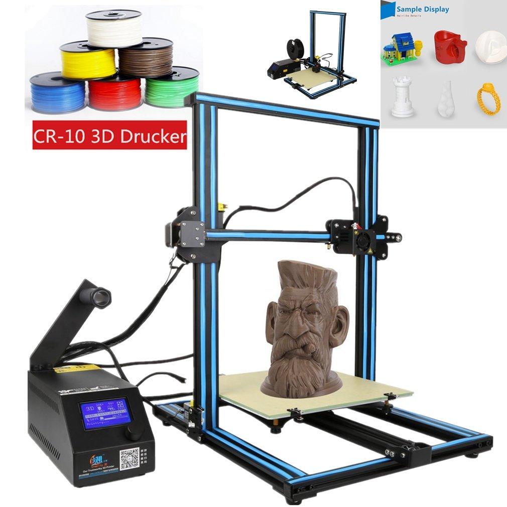 Creality CR-10 Impresora 3d DIY La Impresión del Grado Industrial ...