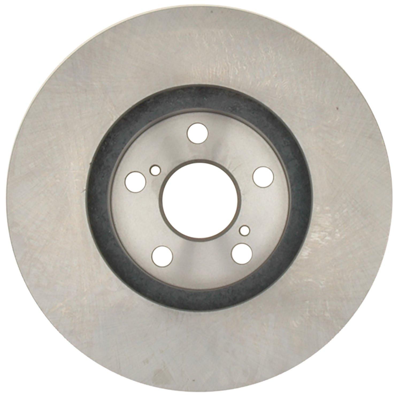 ACDelco 18A690A Advantage Non-Coated Front Disc Brake Rotor