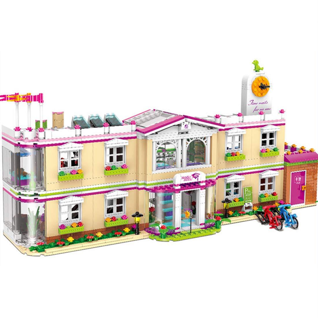 新しく着き DIY組立ビルディングブロックパズルビルディングキットアウトドアアクティビティセンター - 子供用おもちゃ - - B07KVCK899 - ハッピーティーチングビルディング B07KVCK899, 岡垣町:5a67fc20 --- a0267596.xsph.ru