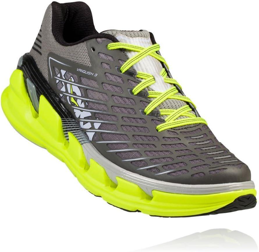 Hoka Vanquish 3 Tornado/Wild – zapatillas running – 41 1 – 3: Amazon.es: Deportes y aire libre