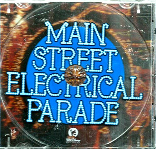 The Main Street Electrical Parade (Clear CD)