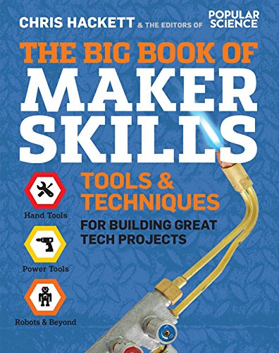The Big Book of Maker Skills [Hackett, Chris] (Tapa Blanda)
