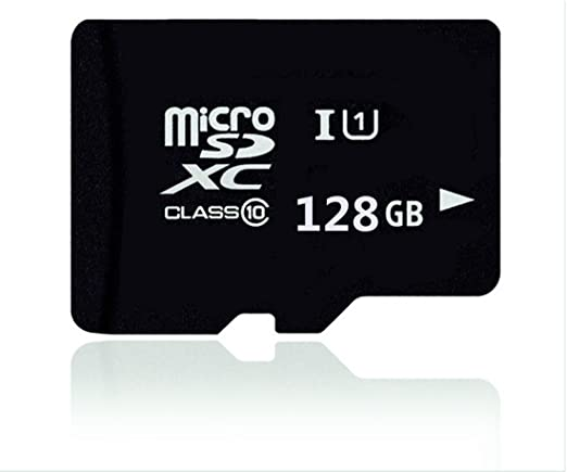 GGGarden 128MB SDHC TF Card Flash Memory Card For iPhone Xiaomi Mobile Phone