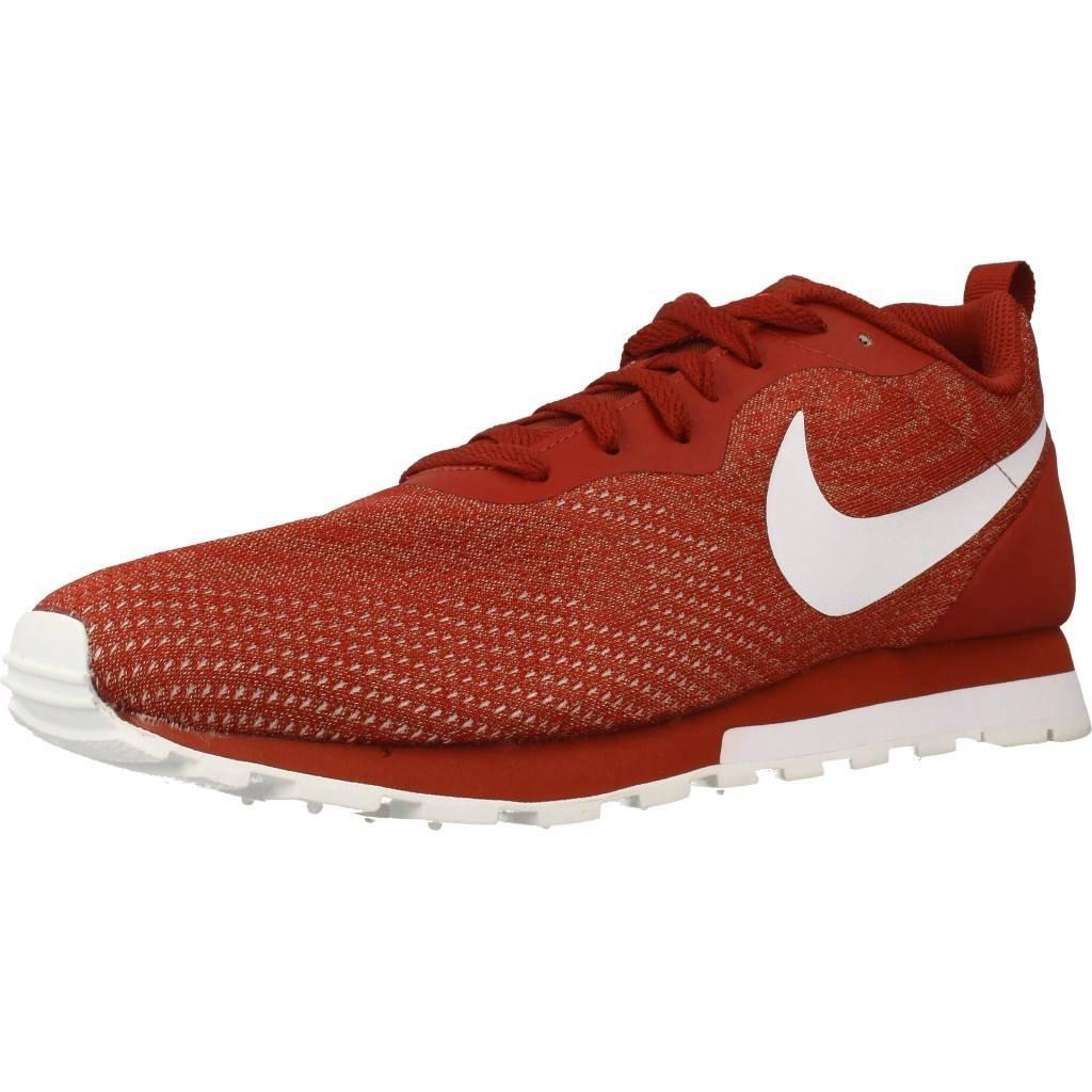 Nike Herren Md Runner 2 Eng Mesh Traillaufschuhe  38.5 EU|Rot (Mars Stone/Bianco/Sepia Stone 602)