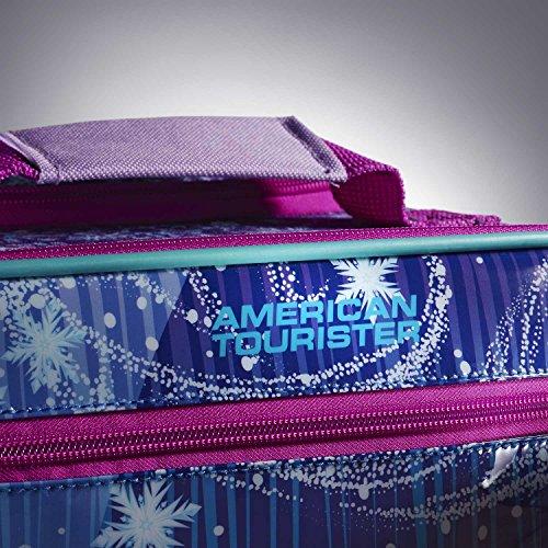 American Tourister Kids Softside 18' Upright, Frozen