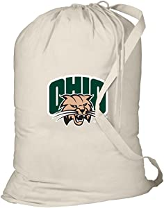 Broad Bay Ohio Bobcats Laundry Bag Ohio University Dirty Clothes Bag