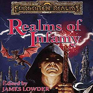 Realms of Infamy Audiobook
