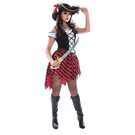 9653203dd101 Morph Traje Atractivo de la Calidad del Vestido de Las Piratas del Traje de  la moza