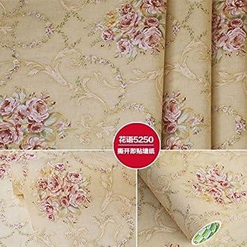 BABYQUEEN Woven Flax Wall Paper Solid Color Quarters Bedroom Waterproof Tv Background Wallpaper Dark Brown