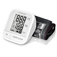 Blood Pressure Monitor – Clinically Accurate & Fast Reading, 60 Reading Memory Automatic...