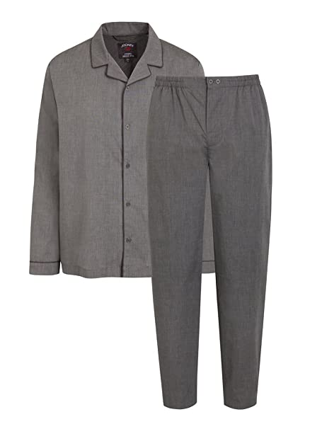 Jockey - Pijama - para hombre iron gate Large