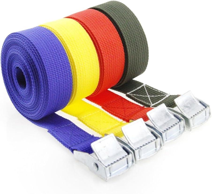 Corbata para equipaje con correas de amarre ajustables, correas de ...