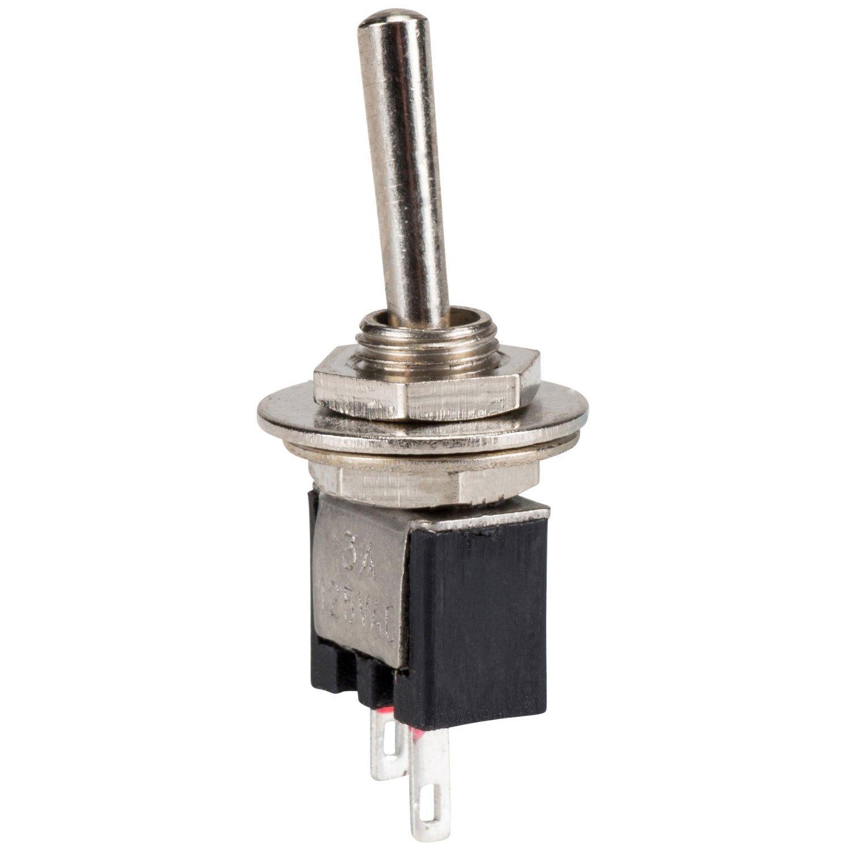 Podoy SPST Sub-Mini Toggle Switch