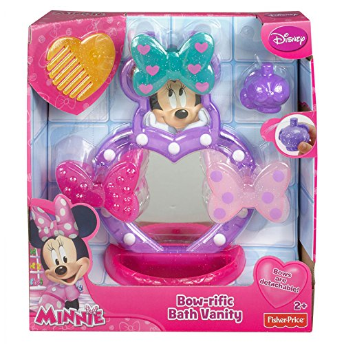Fisher-Price Disney Minnie, Bow-rific Bath Vanity