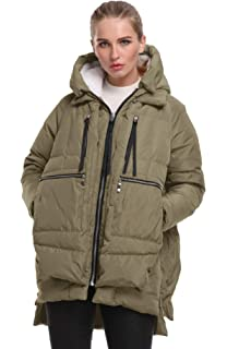 e4a56e204d4fe Amazon.com: Orolay Women's Thickened Down Jacket (Most Wished &Gift ...