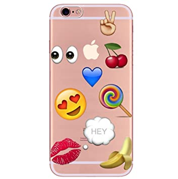 coque silicone iphone 6 drole