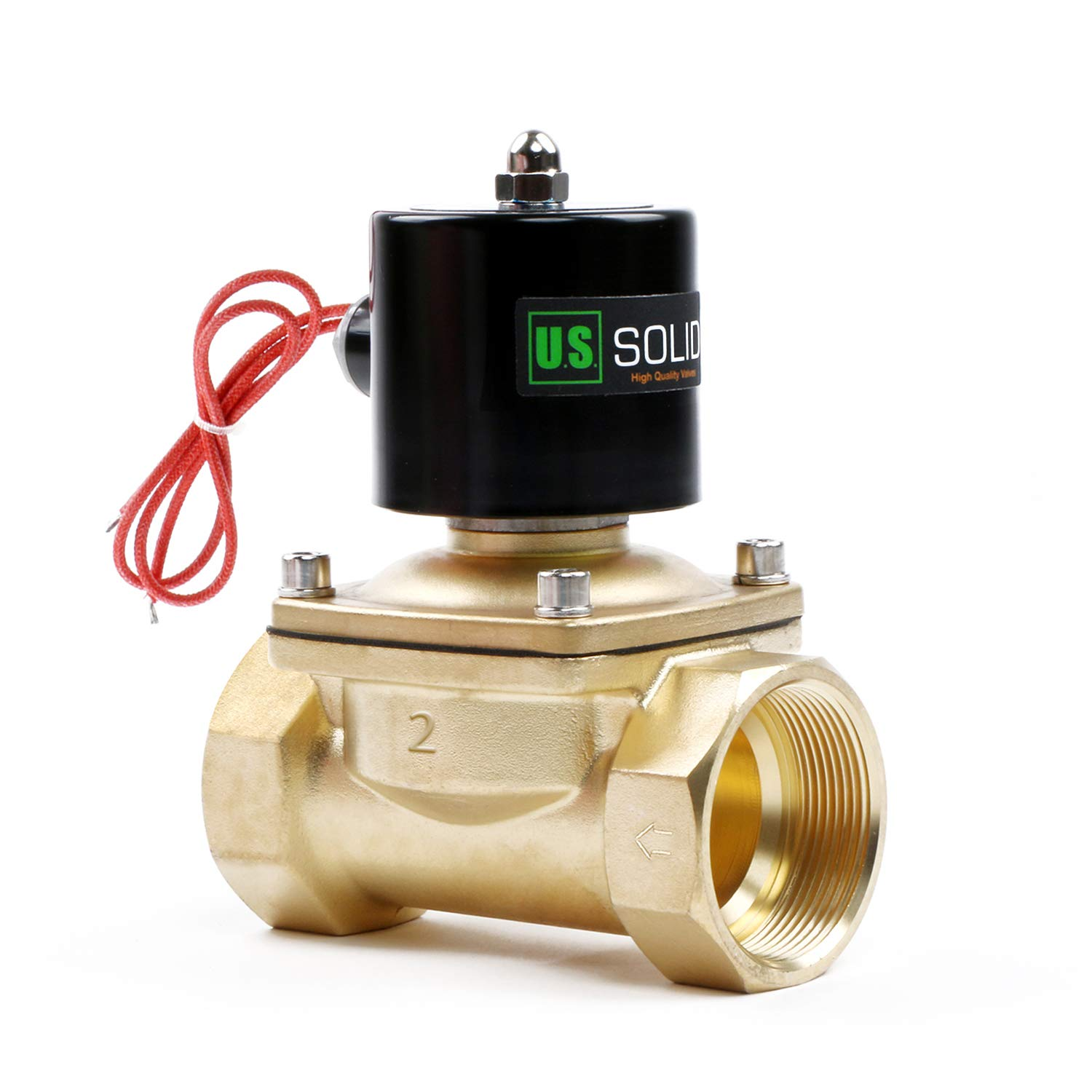 Closed Solenoid Valve Mini Water Electric Normally DC 12V Parts Useful