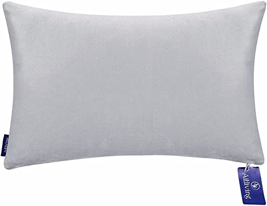 """Cotton \ Poly Designs 12/"""" x 20/"""" MY Pillow Travel Sized Pillow Case"""