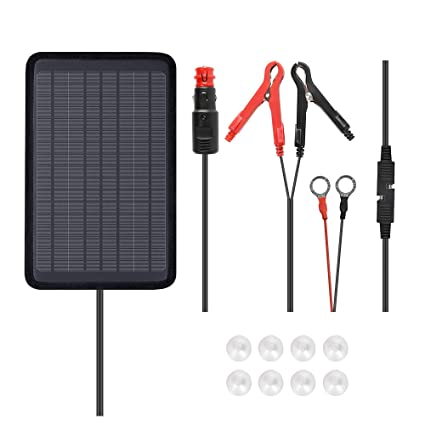 Amazon.com: Renogy - Cargador de batería para exteriores ...