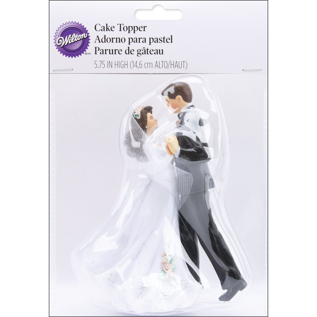 Wilton First Dance With Black Tux Figurine Topper 202-411