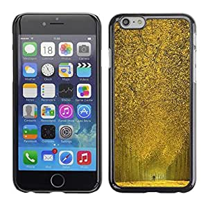 ka ka case unique design personality iPhone 6plus - Nature Yellow Alley