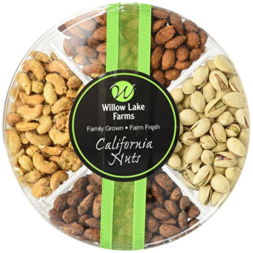 UPC 780305766411, Willow Lake Farms Harvest Bounty Nut Pack, with Flavored Almonds, Pistachios and Cashews