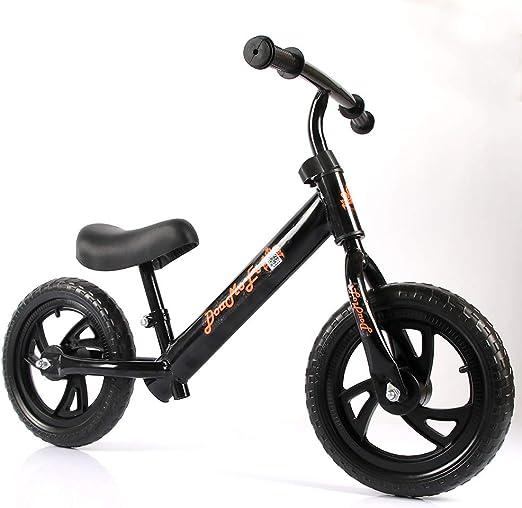 Bicicleta De Equilibrio, Bicicleta De Empuje para Niños Pequeños ...