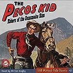 The Pecos Kid Western #1, July 1950   Dan Cushman, RadioAchives.com