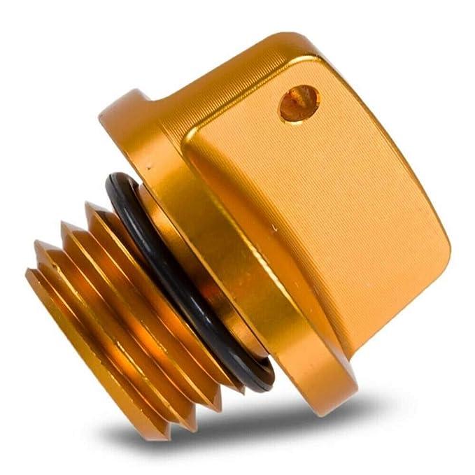 Triumph Sprint 1050 GT Copper Washer Magnetic Oil Drain Plug 2010