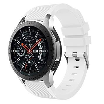 XIHAMA Correa Compatible con Samsung Galaxy Watch 46mm ...