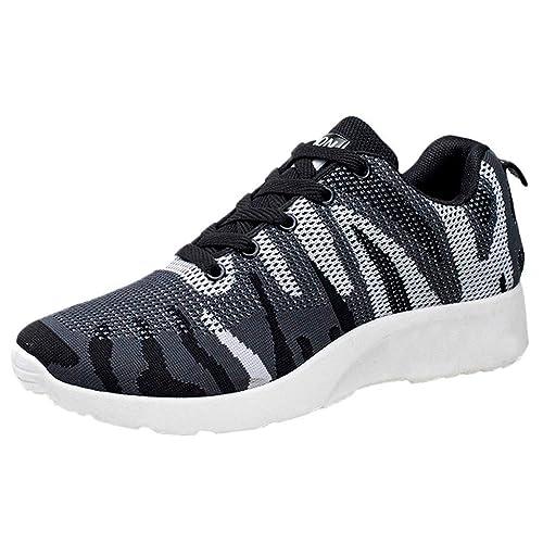 acquista per il meglio prodotti di qualità prestazione affidabile Oyedens Scarpe da Ginnastica Corsa Uomo Sportive Sneakers ...