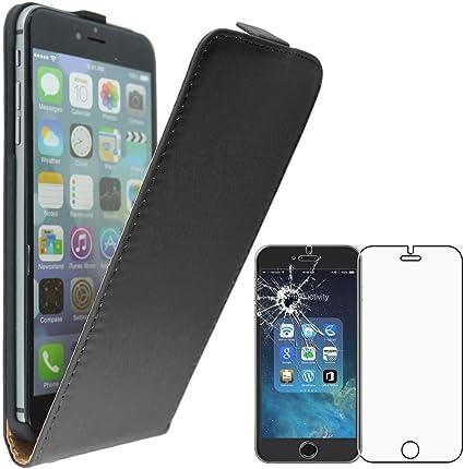 Cover pelle apertura verticale apple iphone 6 Plus - www