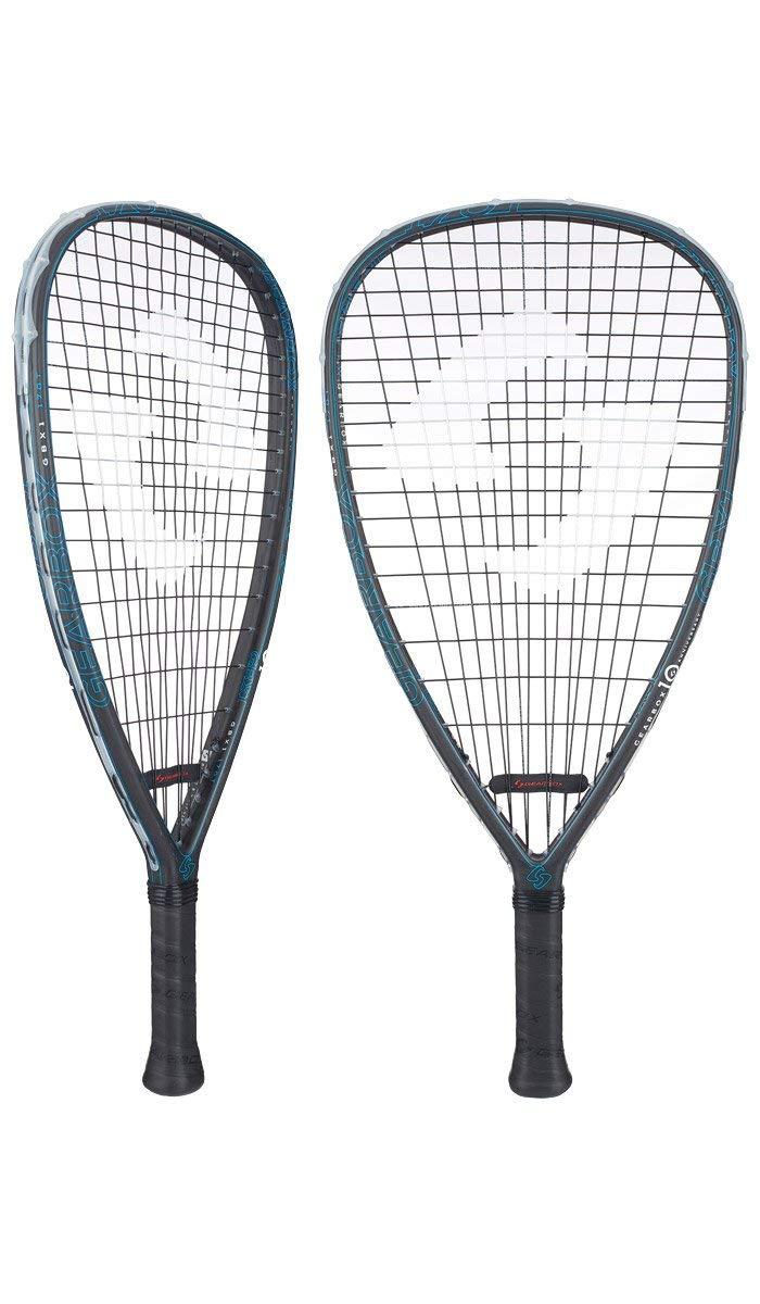 Gearbox GBX1 170 Teardrop Racquetball Racquet (Blue)