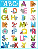 Best The  Posters - Creative Teaching Press The ABCs Poster Chart (1009) Review