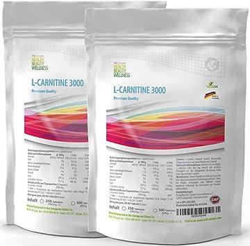 Acetyl l Carnitin zur Gewichtsreduktion