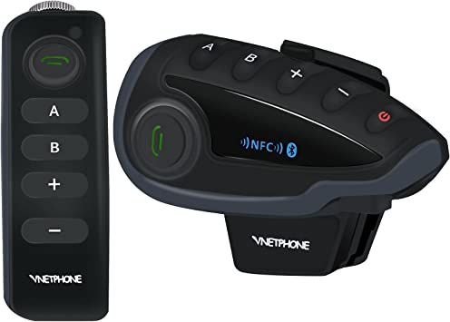 Bluetooth Motorcycle Helmet Intercom