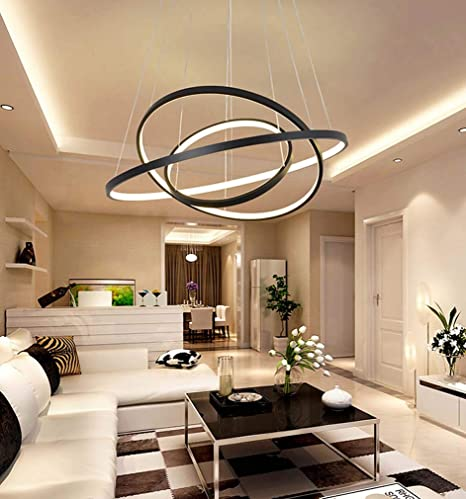 Modern design hanging chandeliers for kitchen, living room