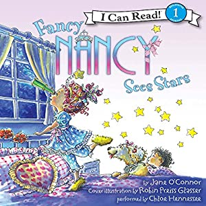 Fancy Nancy Sees Stars Audiobook
