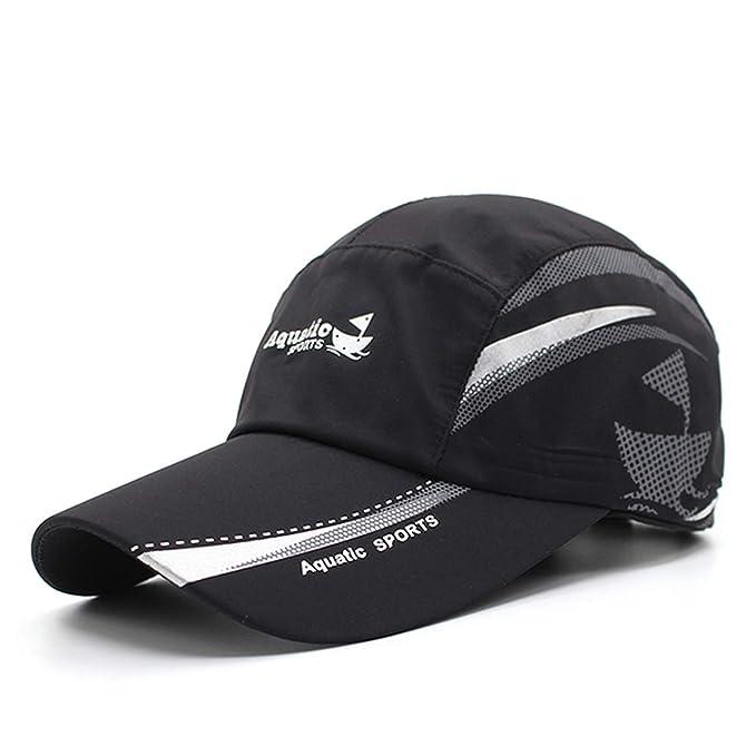 9f3b4f557 Women Baseball Cap Snapback Caps Men Quick-Dry Hats for Men Summer ...