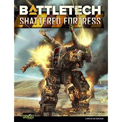 Battletech: Shattered Fortress: Toys & Games