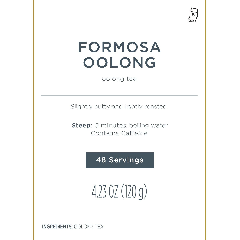 Tea Forté BULK PACK Formosa Oolong Tea, 48 Handcrafted Pyramid Tea Infusers by Tea Forte (Image #4)