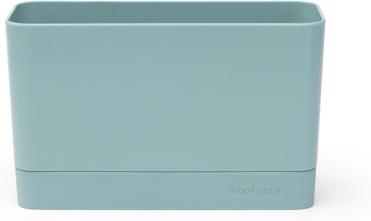 Pa/ños de Cocina de Microfibra Brabantia Organizador de Fregadero Gris Oscuro Gris Oscuro 8,5/x 19/x 11.5/cm Set de 2