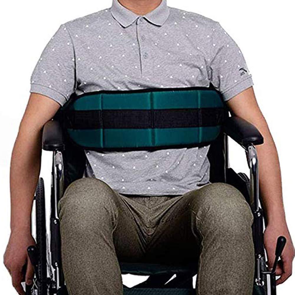 HNYG Cinturón de seguridad para silla de ruedas (ajustable) B772 ...