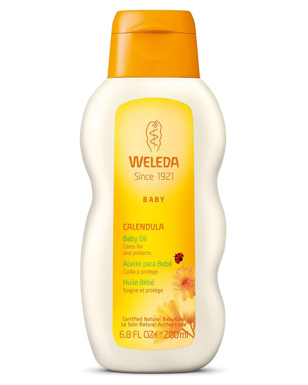 Weleda Calendula Oil, 6.8 Ounce 8819