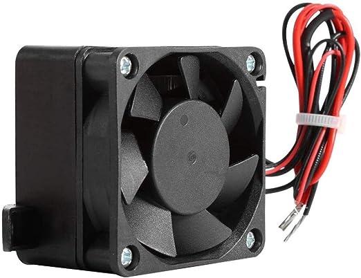 UMNALNI3 Calentador de Ventilador eléctrico PTC de Temperatura ...
